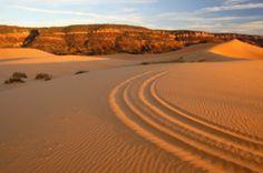 Sand Hollow State Park    St. George, Utah