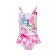 2-3 Years Disney Princess Royal Friends 2-3 Years Nighty Clothing