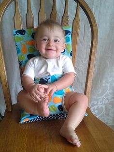 Sewing Pattern PDF - Shopping Cart Cover , Support & Portable High Chair The BABY SHOPPER