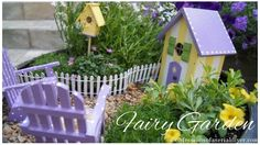 Build Your own Fairy Garden - Confessions of a DIY Serial Crafter