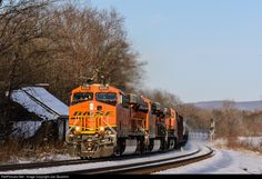 RailPictures.Net Photo: BNSF 6245 BNSF Railway GE ES44AC at Duffield, West Virginia by Joe Goodrich
