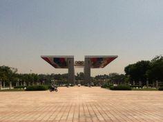 올림픽공원 (Olympic Park) in Seoul Seoul, Four Square, Olympics, Trail, Korean, Culture, Park, History, City