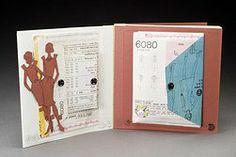 Erin Sweeney   Old Work/Storage Book