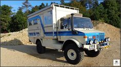 Unimog 1300 4x4 Expedition Truck for sale