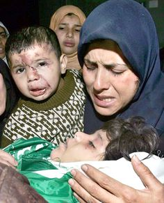 How many more mothers must bury their children in Palestine?