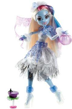 Monster High Halloween Abbey