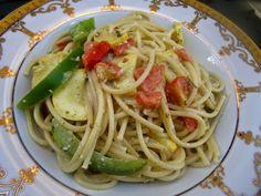 Stephanie Cooks: Spring Spaghetti