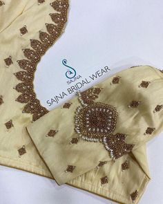 To get your outfit customized visit us at Chennai, Vadapalani or call/msg us at for appointments, online order and furt… in 2020 Hand Work Blouse Design, Kids Blouse Designs, Stylish Blouse Design, Fancy Blouse Designs, Bridal Blouse Designs, Blouse Neck Designs, Sleeve Designs, Blouse Patterns, Traditional Blouse Designs