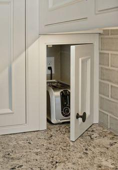 detailed photo of Appliance Garage
