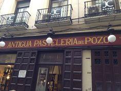 Antigua Pastelería del Pozo, Madrid