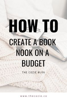 Looking to create a book nook on a budget? I've got you covered with exactly what you need to create a cozy space for you (and your bank account). Cozy Nook, Cozy Corner, Cosy, Create Your Own Book, Bookshelves Built In, Bookshelf Wall, Bookshelf Styling, Bookcases, Library Inspiration