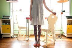 make your own leggings pattern