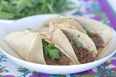 Slow Cooker Salsa Verde Beef | Tacos - Picky Palate