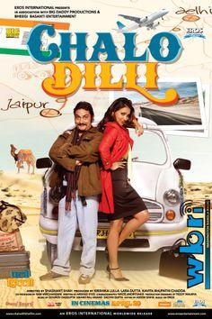#chalodilli #laradutta #bollywood #movies #hindimovies #typography #poster