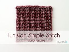 how-to-crochet-the-tunisian-simple-stitch-tutorial