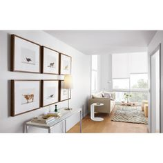 Fill your walls - Room & Board.
