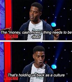 This is what I've been thinking for so long and i was always soooo drawn to cudi because he doesn't talk about that stupid stuff. I love this guy, my role model.