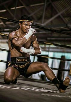 Rad MMA Muay Thai Fight Short de Combat pour Le Combat Martial Kick Boxing Cage Pantalon de Combat 5 x L
