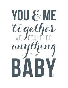 Dave Matthews Band You and Me Lyrics by NoraWallCreative on Etsy You And Me Lyrics, You And Me Quotes, Me Too Lyrics, Quotes To Live By, Dave Matthews Band Lyrics, Lyric Tattoos, Tatoos, Cool Lyrics, Music Lyrics