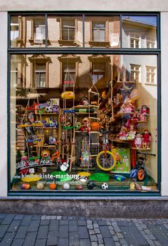 toy shop in Germany