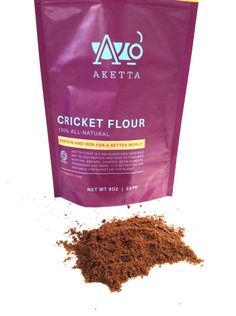 Aketta crickets are grown on a Texas farm. The company also makes cricket protein granola.