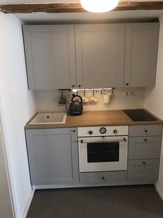 Best Knoxhult Ikea Grey Kitchen House Renovation Grey 400 x 300