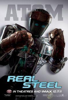 Real Steel - atom