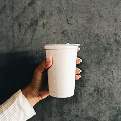 but first coffee ☕️ Featuring our biodegradable keep cup made from the wonderous sustainable alternative of Straw wheat. But First Coffee, The One, Biodegradable Products, Travel Mug, Sustainability, Alternative, Earth, Mugs, Store