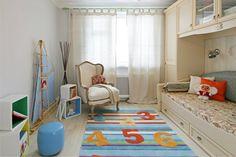 Ковер в детскую комнату – 5 шагов выбора и 40 фото интерьеров