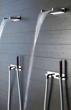 Interesting and simple something to look at. Collection by Gessi _