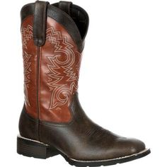 Durango Mustang Pull-On Western Boot