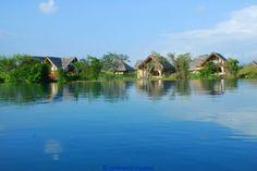 Hotel au Sri Lanka : un petit bout de paradis comme un petit village traditionnel