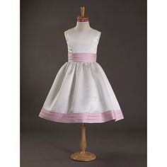 Бальное+длинное+атласное+платье,+для+девочек+–+RUB+p.+4+312,68