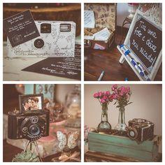 Noivos que amam fotografia! ♥️? Mais no www.lapisdenoiva.com ♥️ {fotos: @wagnermaia} #casamento #detalhes #comsignificado #decoracao #decor #weddingday