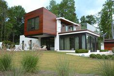 Casa moderna y elegante