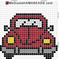 Benjamin Handicrafts: Cars for embroidery / Car cross stitch patterns Album Design Services Providing professional services for profession. Cross Stitch Baby, Modern Cross Stitch, Cross Stitch Charts, Cross Stitch Designs, Cross Stitch Patterns, Pony Bead Patterns, Perler Patterns, Beading Patterns, Embroidery Patterns
