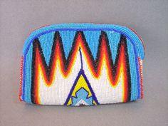 Beaded Purse by Rose Eagle Choosing (Lakota)