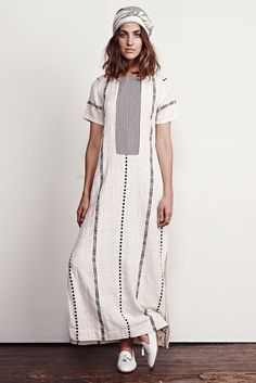 Ace & Jig Spring 2015 Ready-to-Wear Collection Photos - Vogue Boho Fashion, Fashion Show, Womens Fashion, Fashion Design, Fashion Spring, London Fashion, Ace And Jig, Bohemian Mode, Inspiration Mode