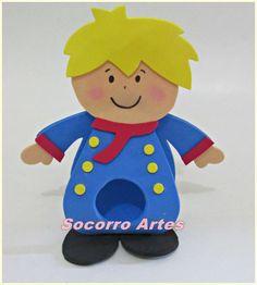comprar boneco em feltro pequeno principe - Pesquisa Google