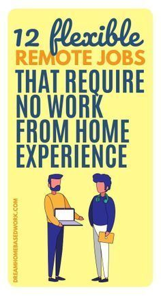 Nervous to start working from home because you don't think you have the experience in an everyday field? You're in luck because there are plenty of flexible remote work from home jobs out there even for people who haven't worked in that type of role before. These 12 are flexible enough for you! #workathome #jobs #onlinejobs Work From Home Opportunities, Work From Home Jobs, Earn Money Online Fast, Flexible Working, Political Issues, Financial Goals, Job S, Writing Skills, Good Company