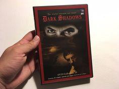 DARK SHADOWS COLLECTION 24 New 4 DVD Set 40 Episodes Horror OOP Vampires
