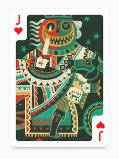 Jack of Hearts by Steve Simpson