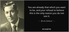 Neville Goddard ~Mystic, Influential teacher in New Thought.