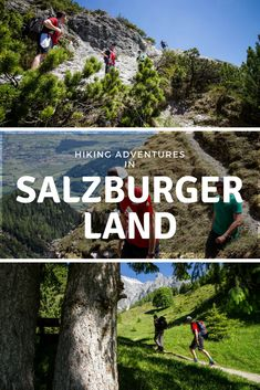 Hiking in Saalfelden-Leogang is a dream. Thorsten and Marius from the Best Mountain Artists have revealed to us their tips for the region. Rafting, Bavaria, Austria, Om, Highlights, Hiking, Good Things, Explore, Adventure