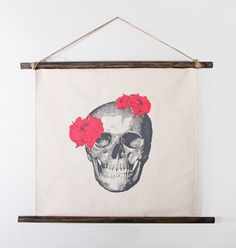 Skull Banner from www.ayech.com.au