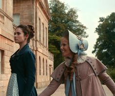 Pride and Prejudice and Zombies - Elizabeth Bennet and Mrs. Bennet