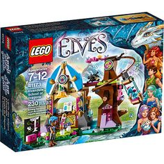 LEGO Elves Elvendale School of Dragons #41173