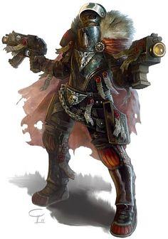 Warhammer 40k - Adeptus Arbites Judge