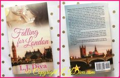 Here's a closer look at the paperback version of Falling For London and the evolution of title and cover. Allen White, Jackie Collins, Nonfiction Books, Closer, Evolution, Diva, Novels, Romance, Author