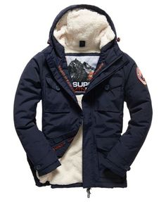 Superdry Military Everest jas